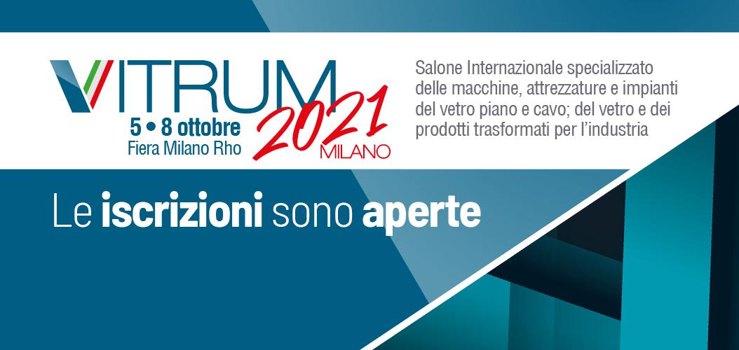 VITRUM 2021: registrations are open!