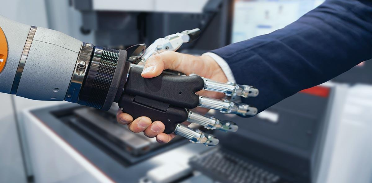 Robot: Italian industry, global market