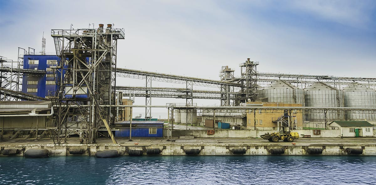 Officine Orobiche: i flussometri sulle piattaforme petrolifere