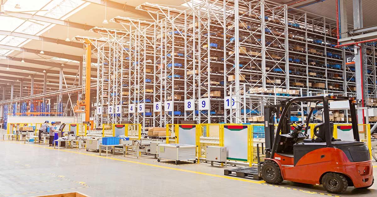 Automazione del magazzino: strategie per supportare il commercio online