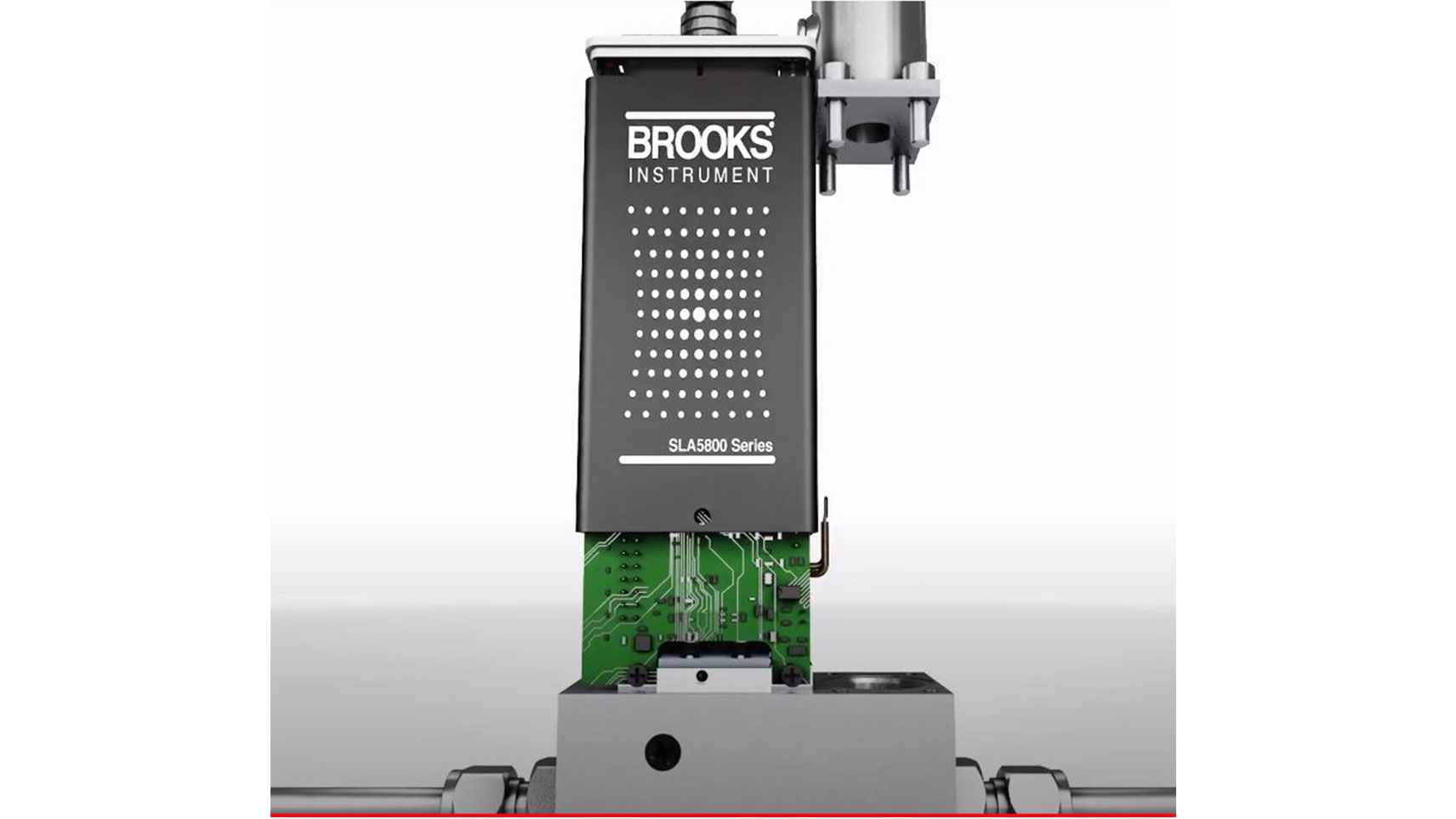 Brooks Instrument Mass Flow Controllers - Principle of Operation