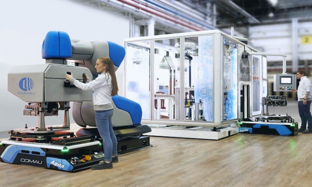 Normative e legislazione per l'uso dei robot collaborativi