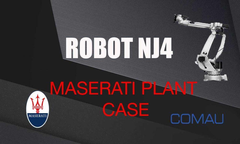 Maserati: la sfida dell'automazione su tutta la linea di produzione