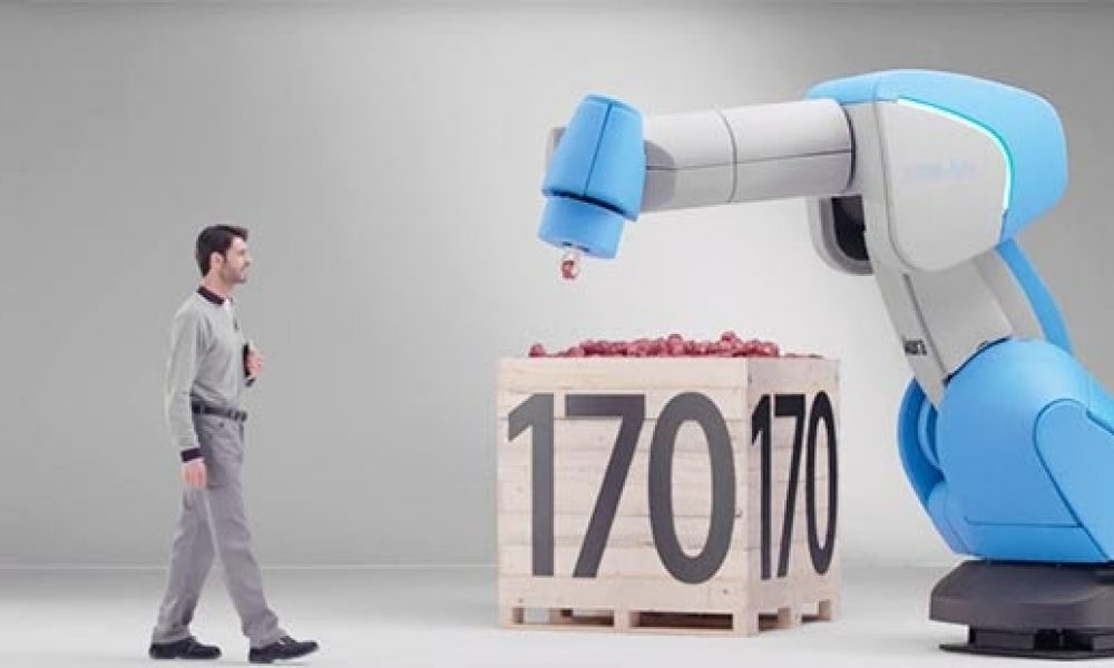 Cobot: alleati preziosi per il packaging