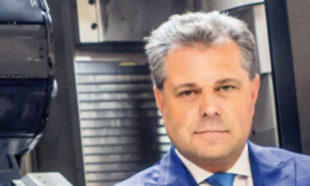 A perfect gear. The word goes to Cesare Cianci, Managing Director of Klingelnberg Italiana Srl