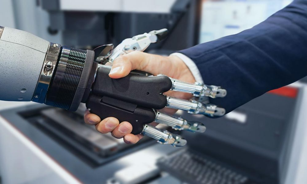 Robotics industry Italy data