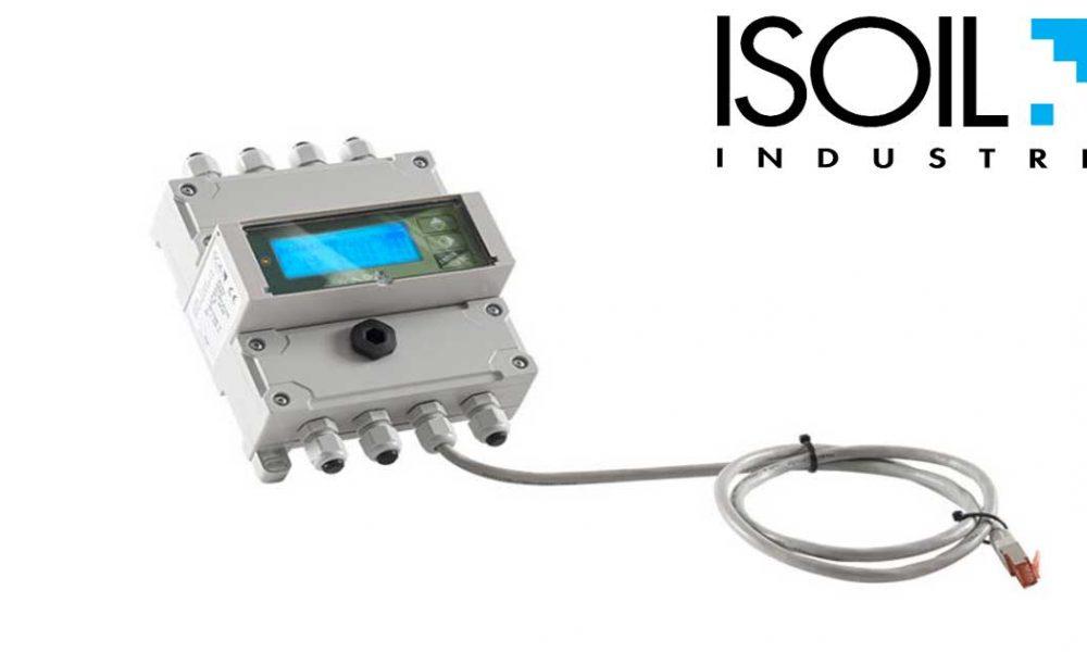 MV 311 ISONRG Isoil energy calculator