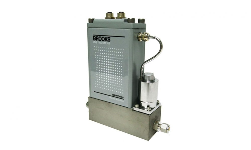 Brooks Instrument adds high-speed EtherNet / IP ™ communication to SLAMf series mass flow controllers