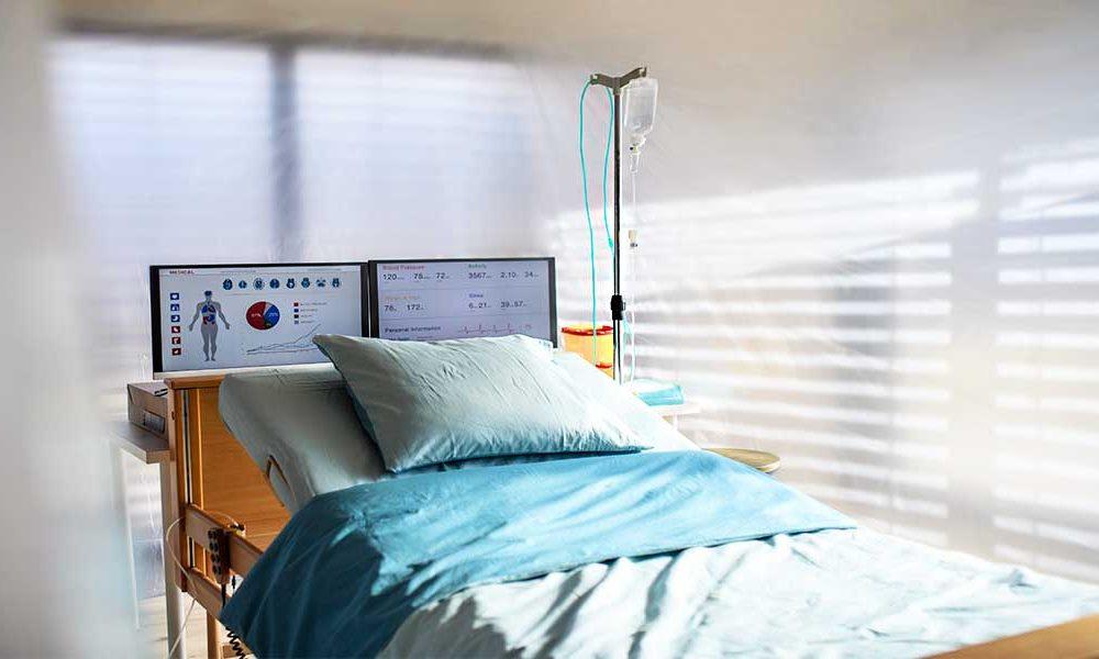 WIKA hospital bed load cells