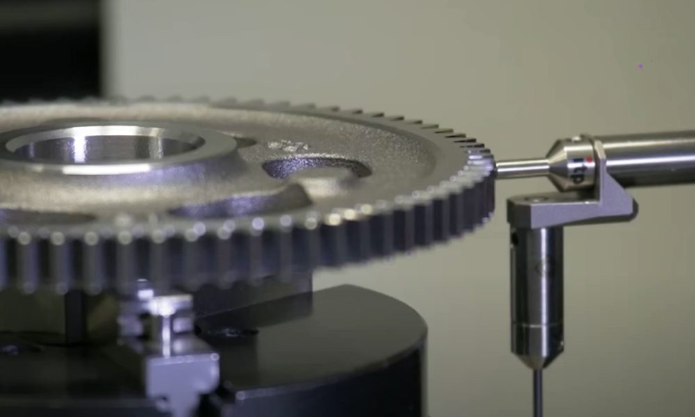 Somaschini, quality gears since 1922: watch the video!