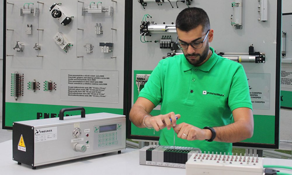 Pneumax: quality of products, processes and activities