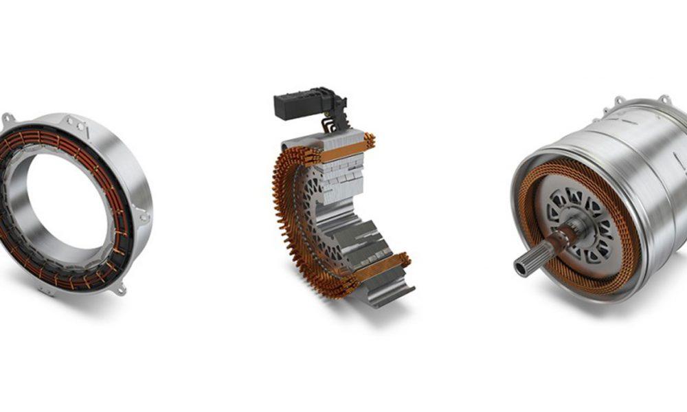 Schaeffler starts series production of electric motors