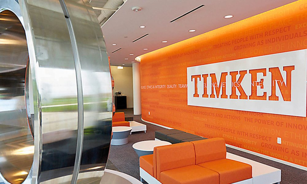 Timken's Philadelphia Gear will supply major gearboxes for the US Navy's aircraft carrier program