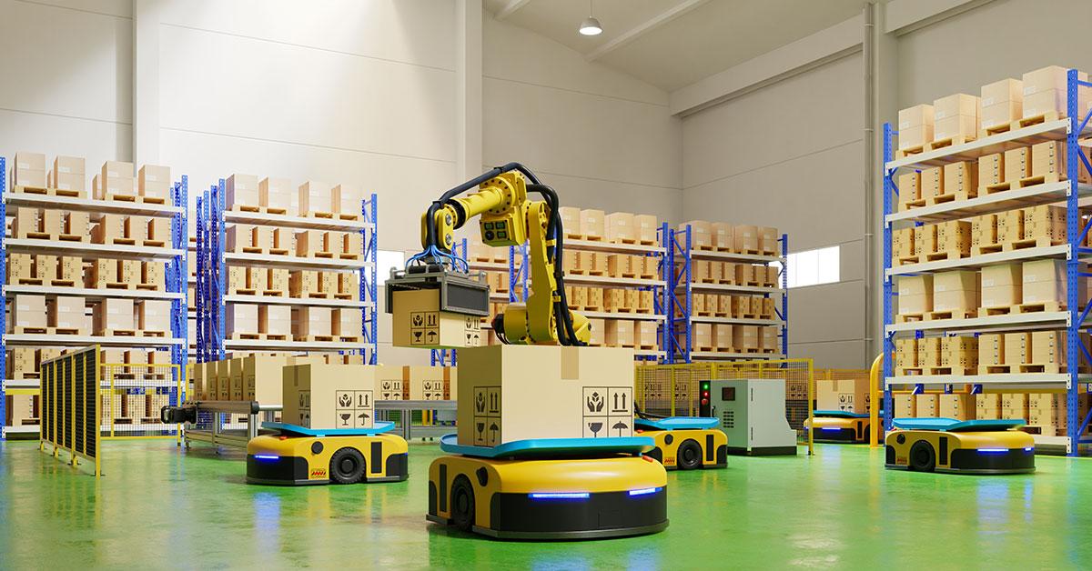 Automotive: sviluppata tecnologia per ridurre i consumi energetici dei robot