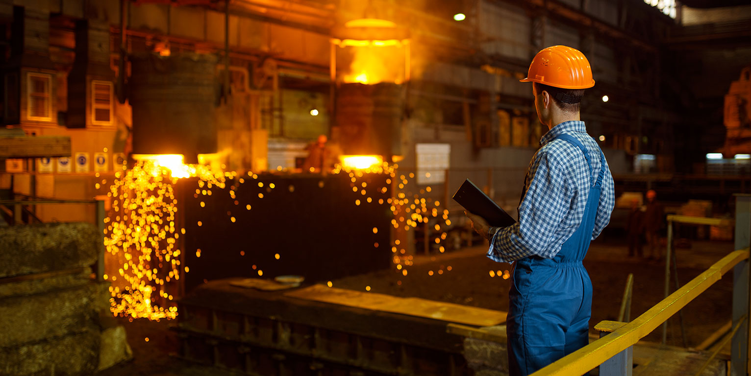 La Spagna finanzia e celebra il primo impianto siderurgico a emissioni zero