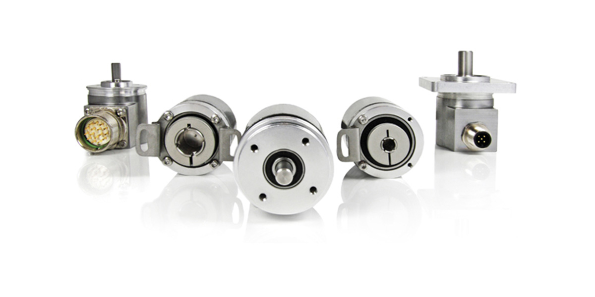 The incremental rotary encoders and the sensor overview of the FRABA group