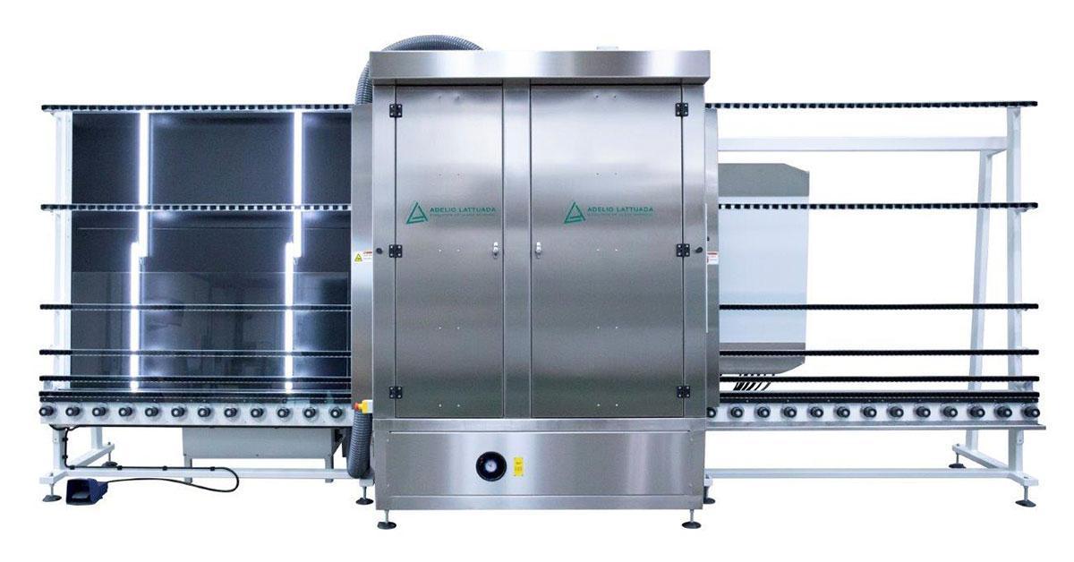 Lavatrici verticali ADELIO LATTUADA s.r.l. La miglior scelta per qualsiasi applicazione
