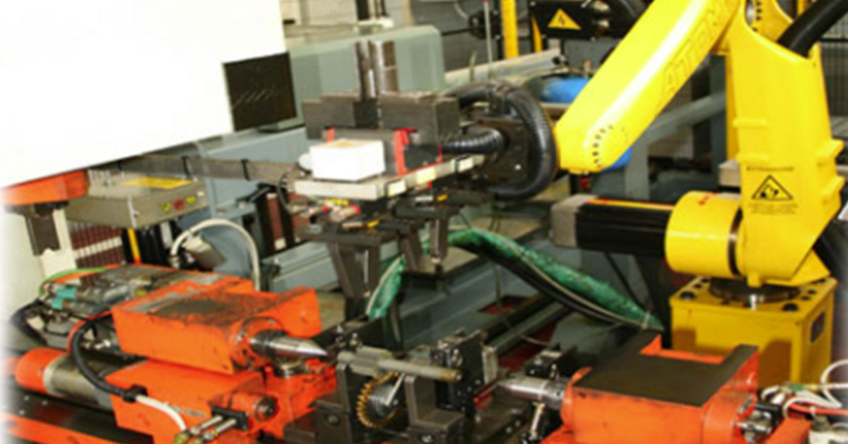 Straightening: rely on Ingranaggi Moreali technology