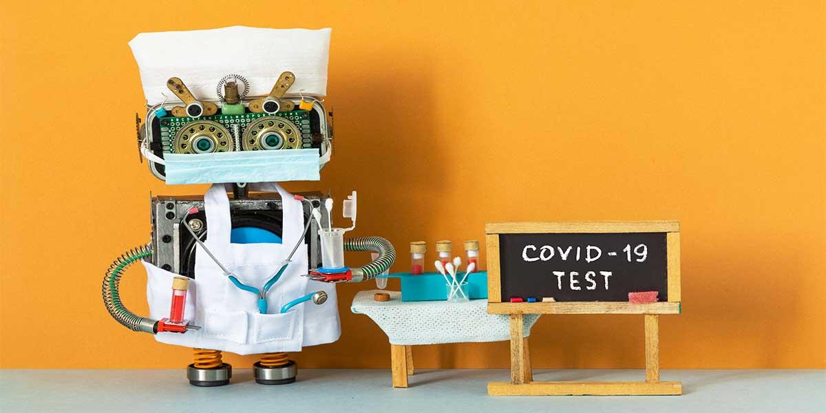 Robotics: a precious ally against Covid