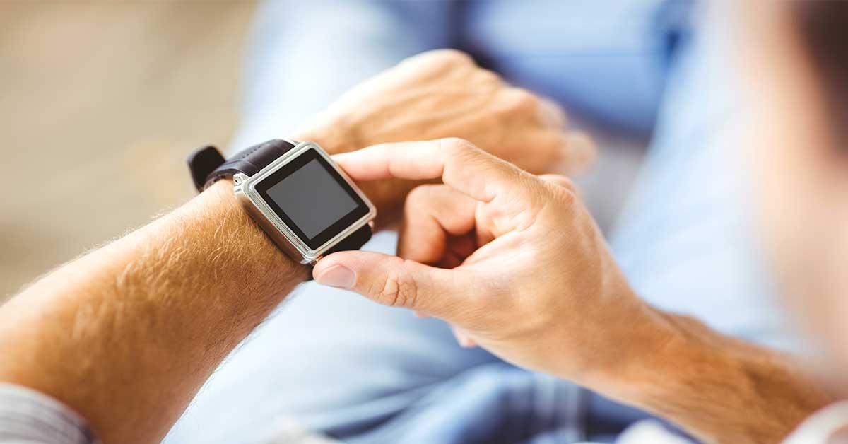 smart watch sensori