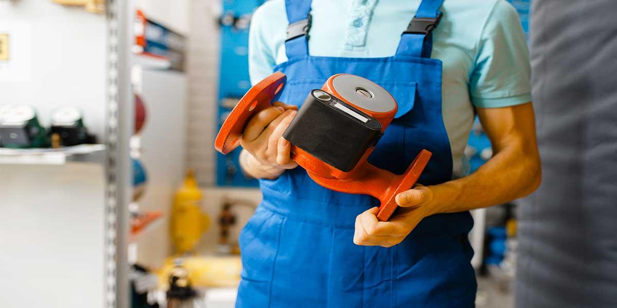 Servo pumps: reduce costs and improve work quality