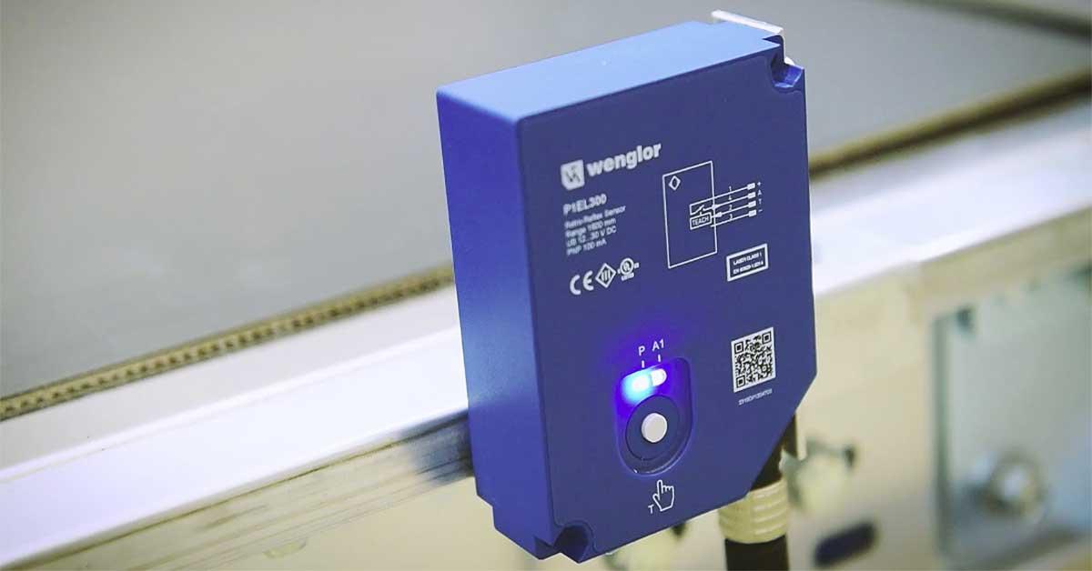 Sensori con linea ottica: garanzia nella rilevazione dei bordi